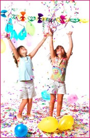 Children's Party Disco South Wales